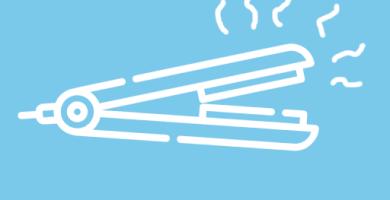 Planchas de pelo vapor